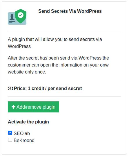 Activate-plugins